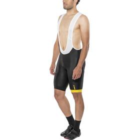 Mavic Cosmic Elite Bib Shorts Men Black/White